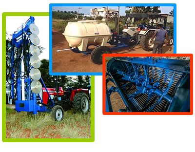 agriculture equipment  manufacturers in india